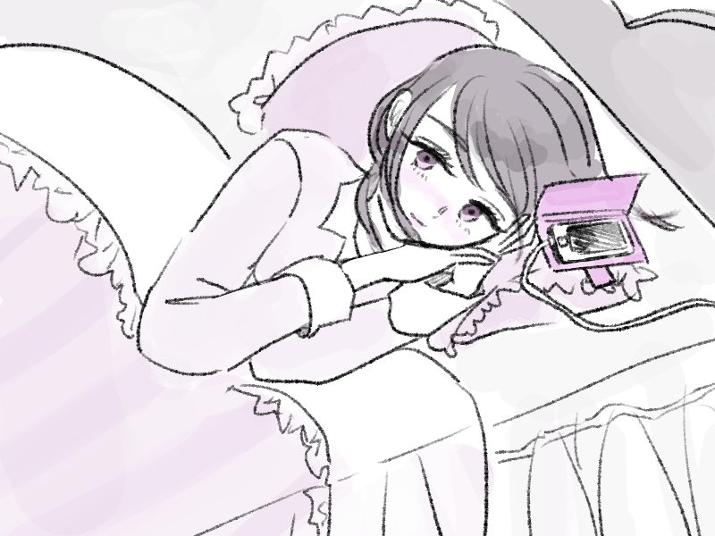 眠れない夜に。スマホを使ってすぐ寝られる方法